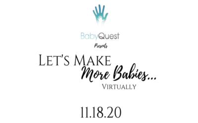 Let's Make More Babies… Virtually 11.18.2020