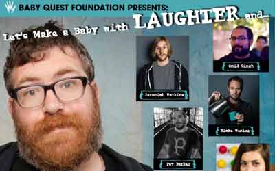 Comedy Night, May 2017
